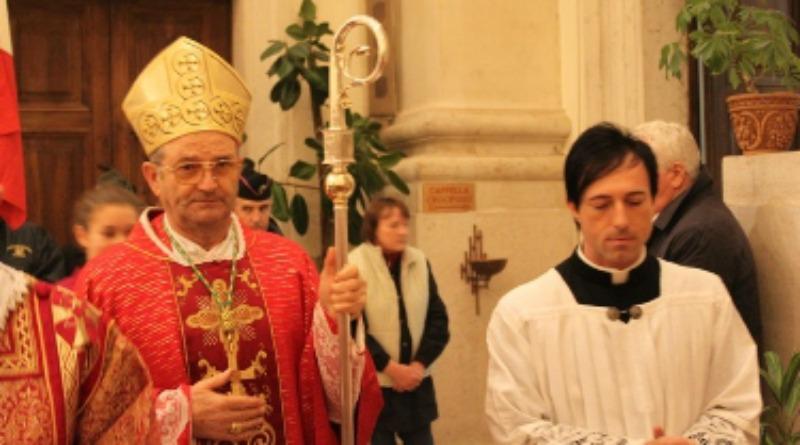 Auguri Di Buon Natale Al Vescovo.Gli Auguri Di Natale Del Vescovo Di Chioggia Chioggia News