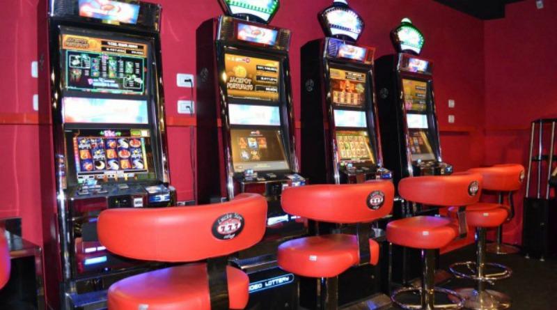 Slot machine pro capite